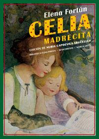 Celia madrecita: portada