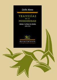 Travesías de la Modernidad: portada