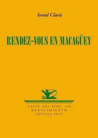 Rendez-vous en Macagüey: portada