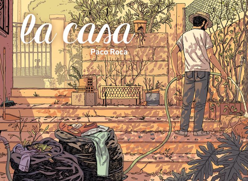 LA CASA 3.� ED.: portada