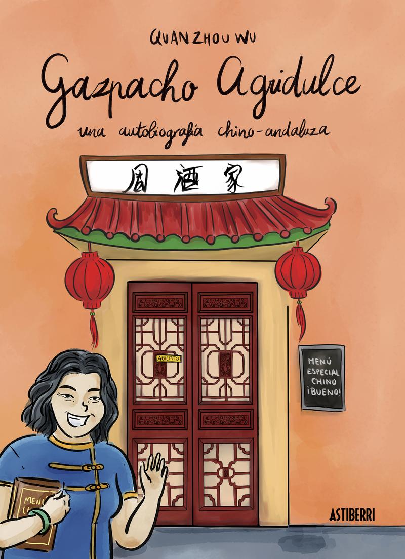 GAZPACHO AGRIDULCE 2.ª ED.: portada