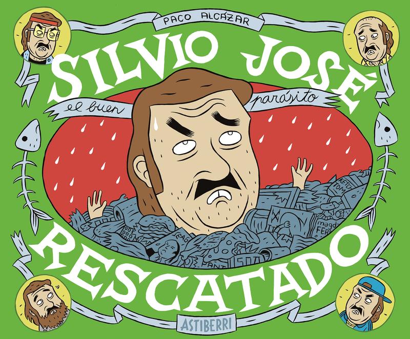 SILVIO JOSÉ, RESCATADO: portada