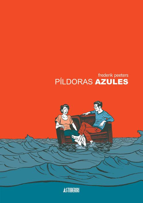 PíLDORAS AZULES (EDICIÓN AMPLIADA-CARTONÉ): portada