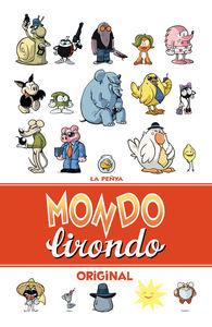 MONDO LIRONDO ORIGINAL: portada