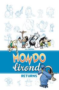 MONDO LIRONDO RETURNS: portada