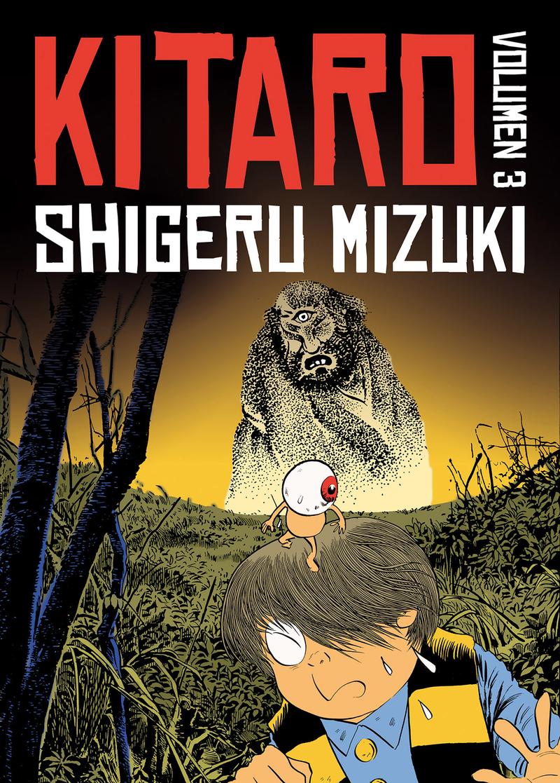 KITARO 3: portada