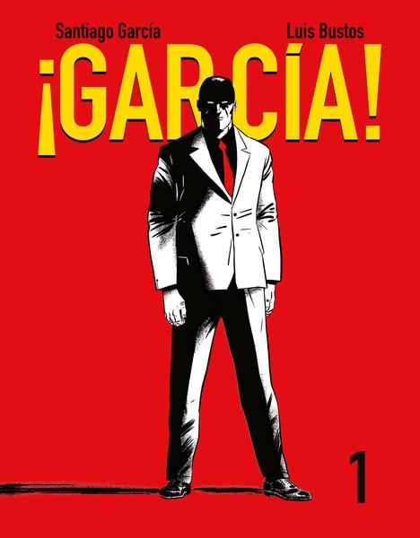 ¡GARCÍA! 1 -  2.ª ED.: portada