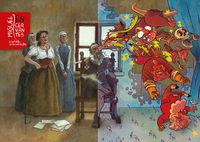 Miguel EN Cervantes. El retablo de las maravillas 2.ª ED.: portada
