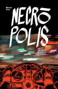 NECR�POLIS: portada