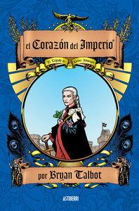 EL CORAZÓN DEL IMPERIO. INTEGRAL: portada