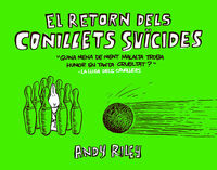 EL RETORN DELS CONILLETS SUICIDES: portada