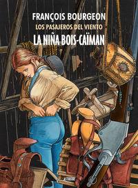 LA NIÑA BOIS-CAIMAN: portada