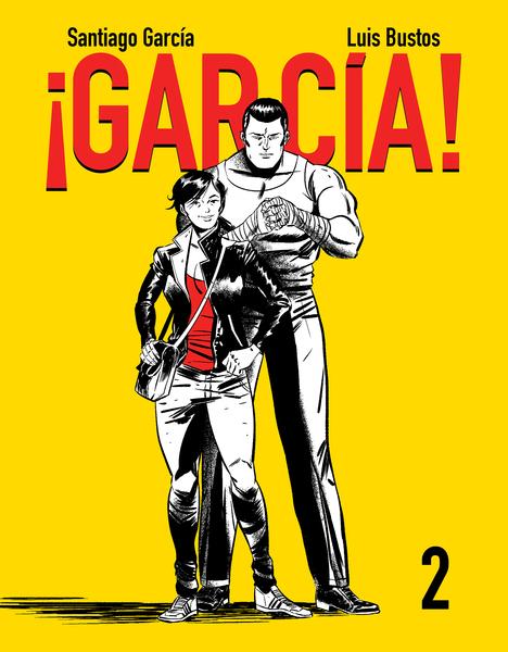 ¡GARCÍA! 2: portada