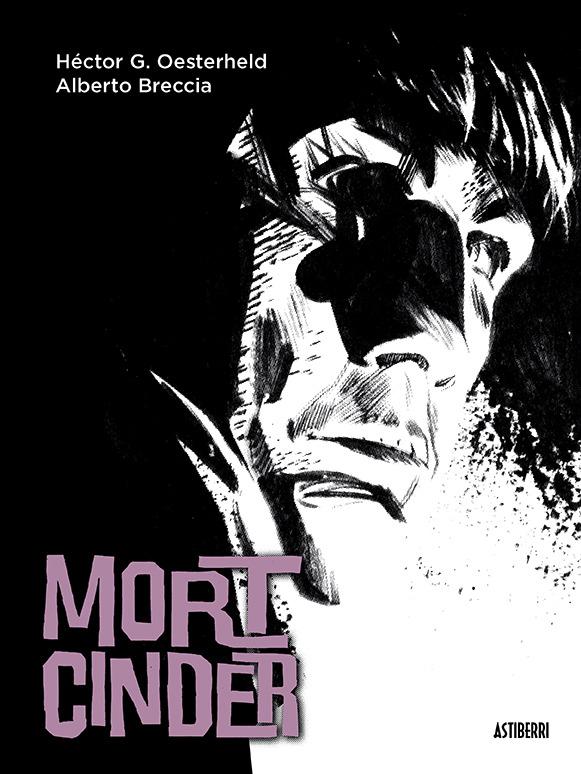 MORT CINDER: portada