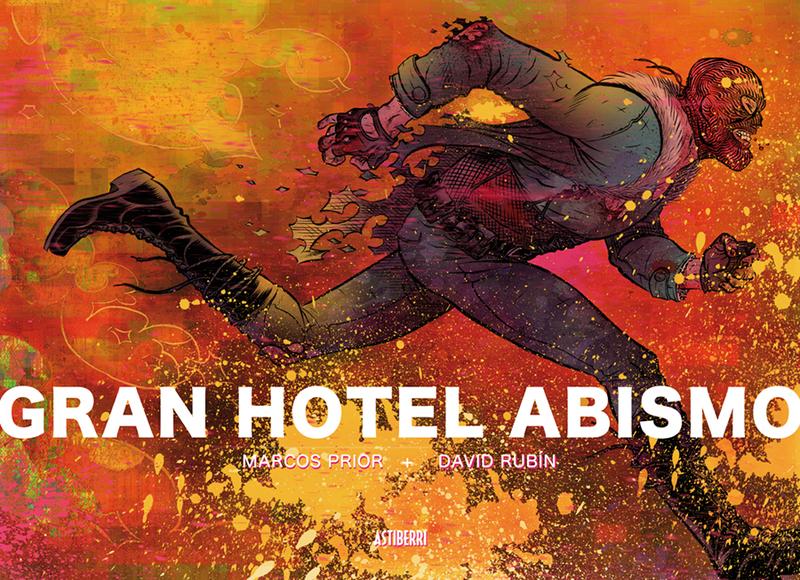 GRAN HOTEL ABISMO: portada