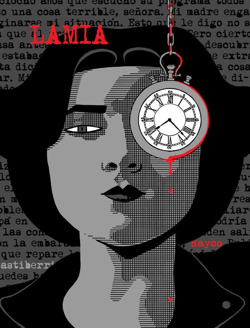 LAMIA 3.ª ED.: portada