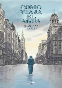 COMO VIAJA EL AGUA 2.ª ED.: portada