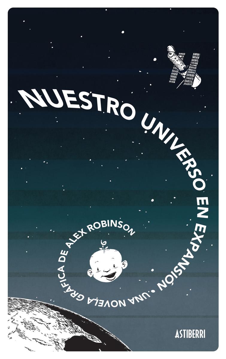 NUESTRO UNIVERSO EN EXPANSIÓN: portada