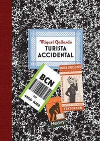 TURISTA ACCIDENTAL 2.ª ED.: portada