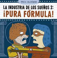 LA INDUSTRIA DE LOS SUE�OS 2: portada