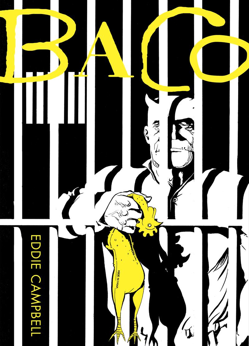 BACO 5: portada