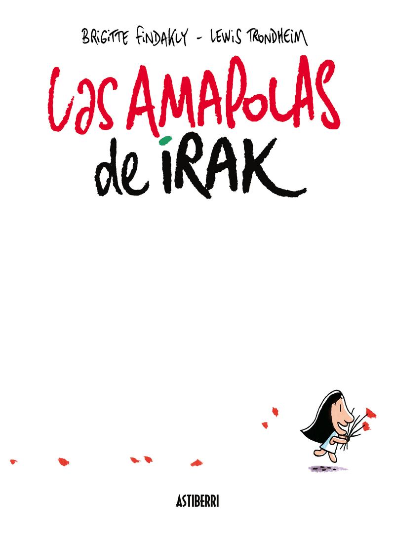 LAS AMAPOLAS DE IRAK: portada
