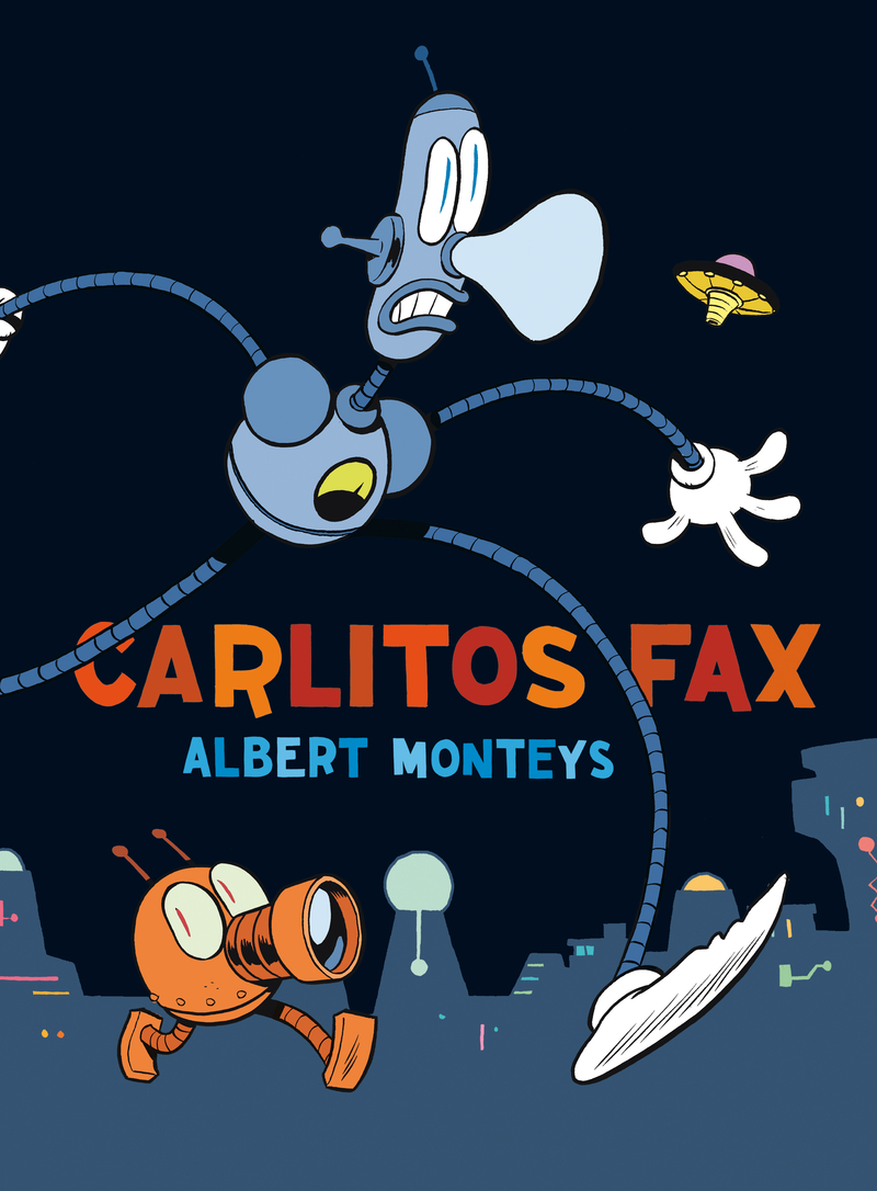 CARLITOS FAX: portada