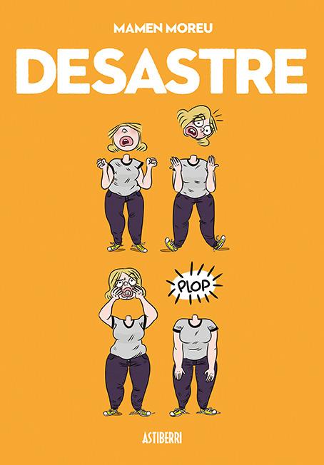 DESASTRE: portada