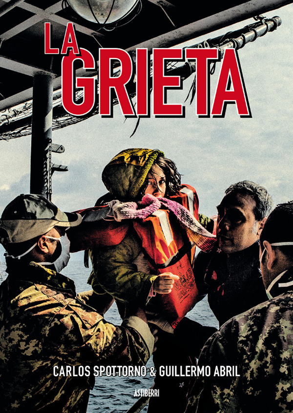 LA GRIETA 2.ª ED.: portada