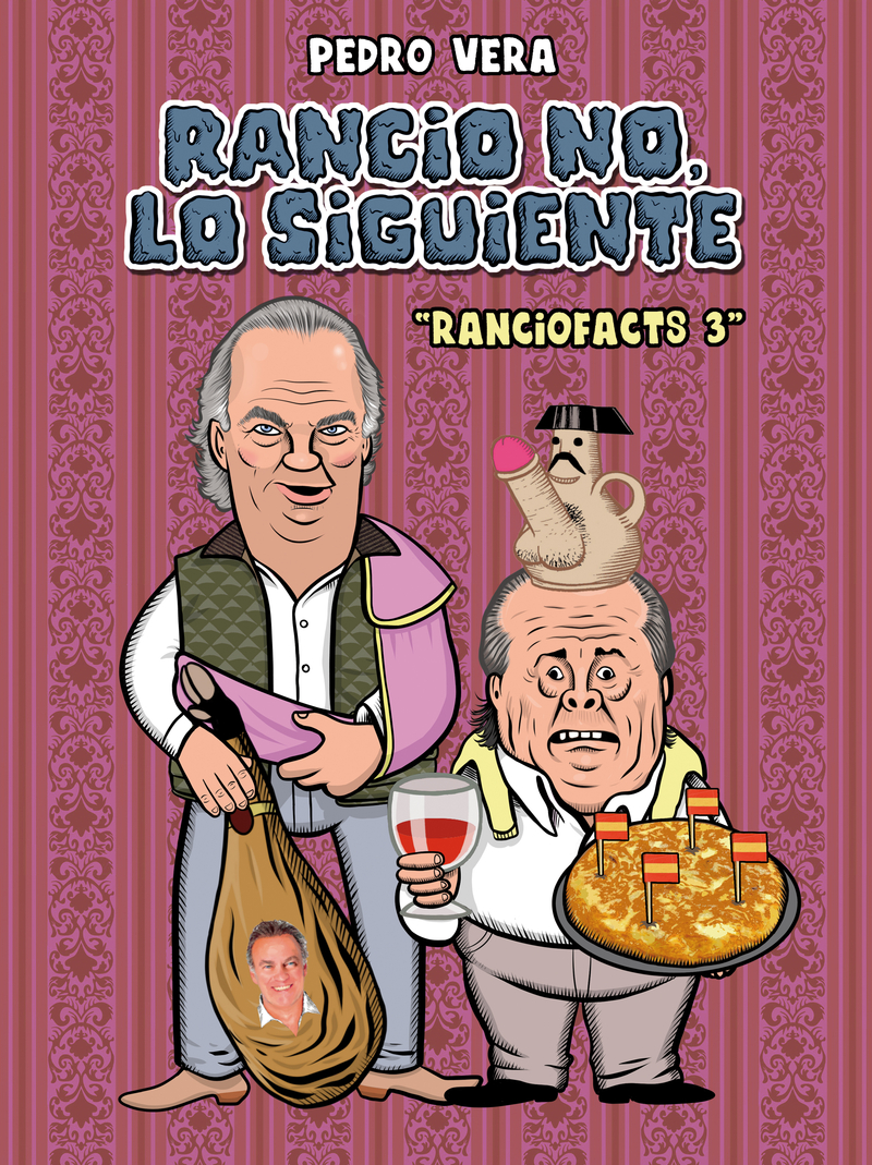 RANCIO NO, LO SIGUIENTE: portada