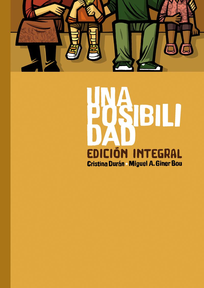 UNA POSIBILIDAD. Edición integral: portada