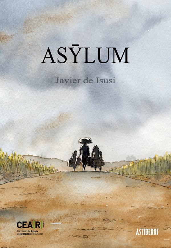 ASYLUM: portada