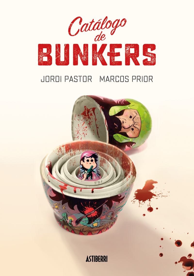 CATALOGO DE BUNKERS: portada