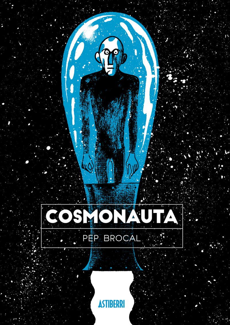 COSMONAUTA: portada