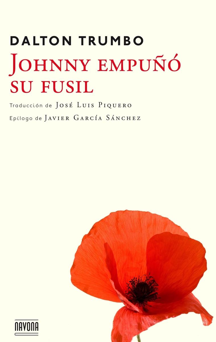 JOHNNY EMPUÑÓ SU FUSIL: portada
