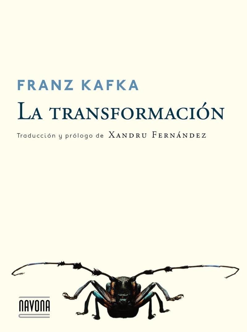 LA TRANSFORMACIóN: portada