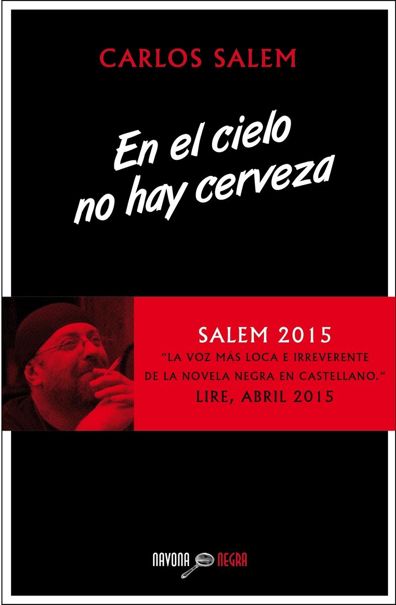 EN EL CIELO NO HAY CERVEZA: portada
