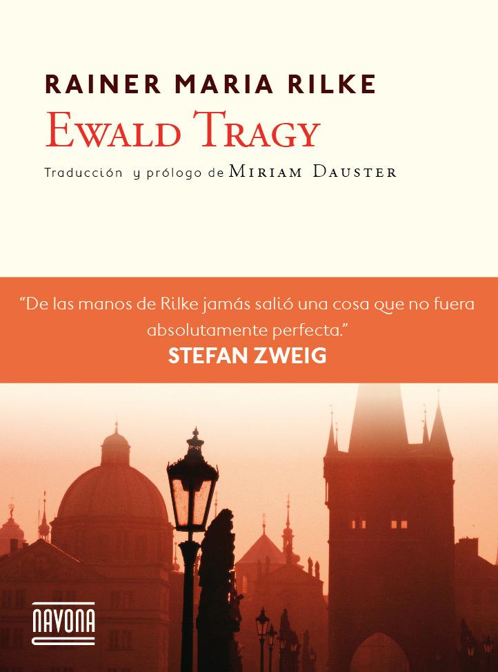 EWALD TRAGY: portada