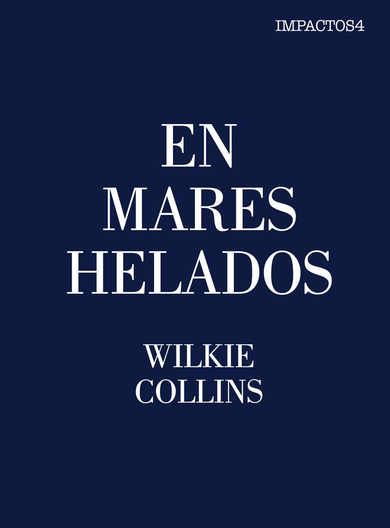 EN MARES HELADOS: portada