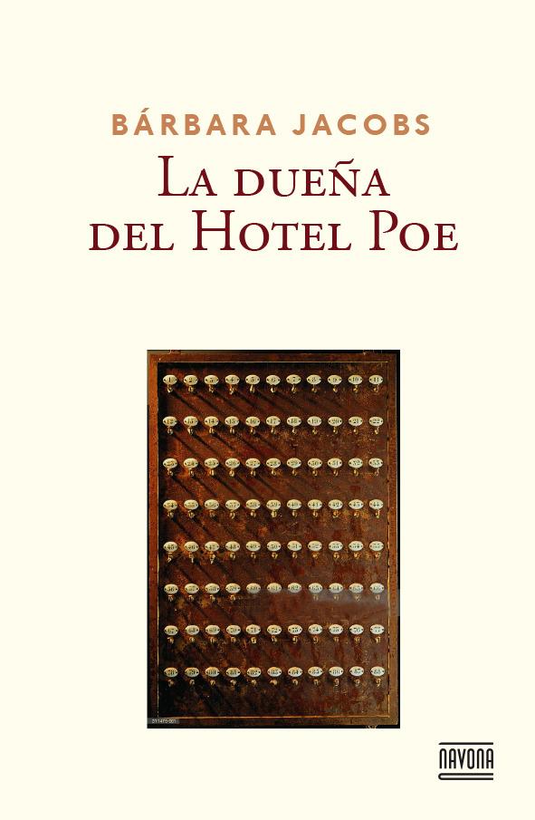 La dueña del Hotel Poe: portada