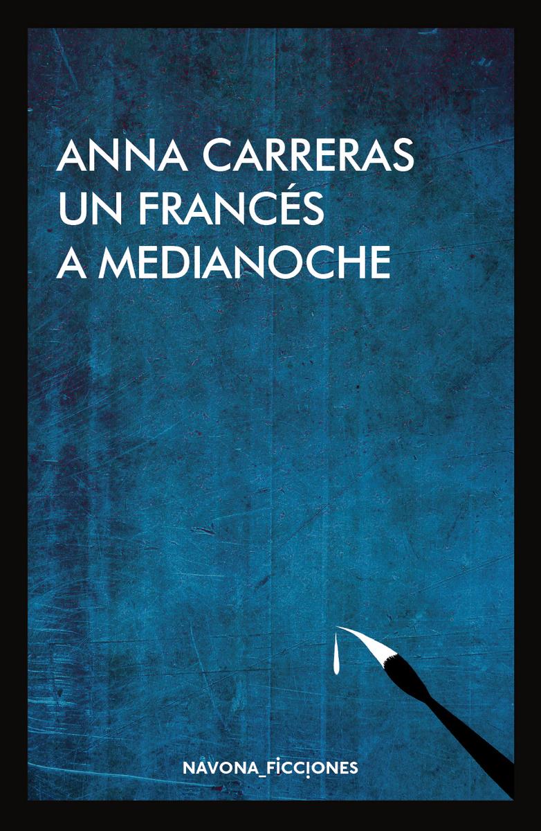 UN FRANCÉS A MEDIANOCHE: portada