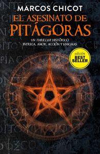 El asesinato de Pitágoras: portada