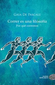 Correr es una filosofía: portada