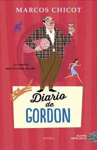 Diario de Gordon: portada