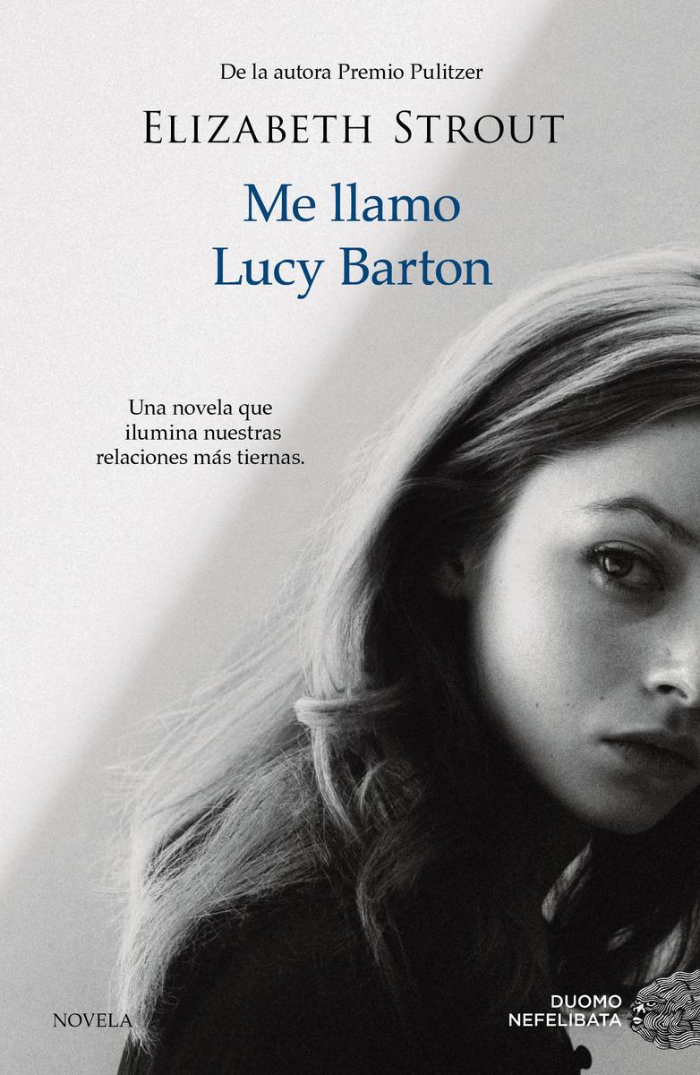 Me llamo Lucy Barton: portada