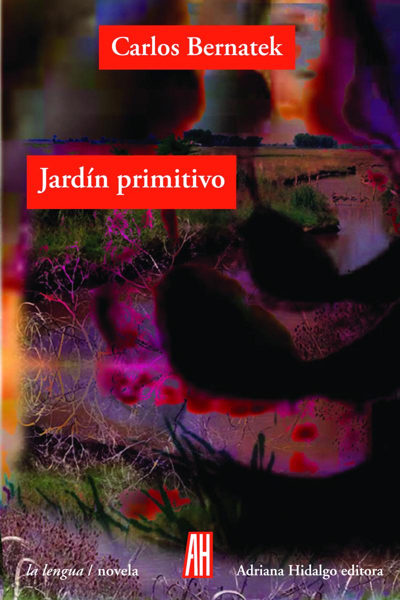 JARDÍN PRIMITIVO: portada