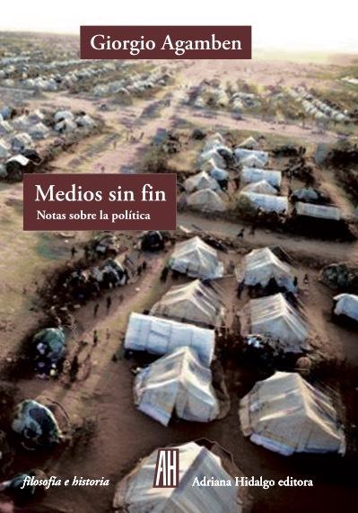 Medios sin fin: portada
