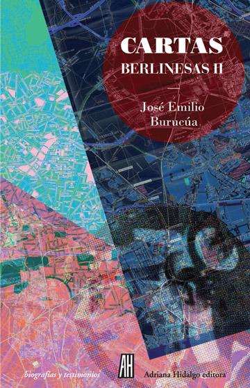 Cartas Berlinesas II: portada