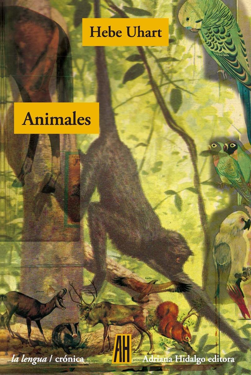 ANIMALES: portada