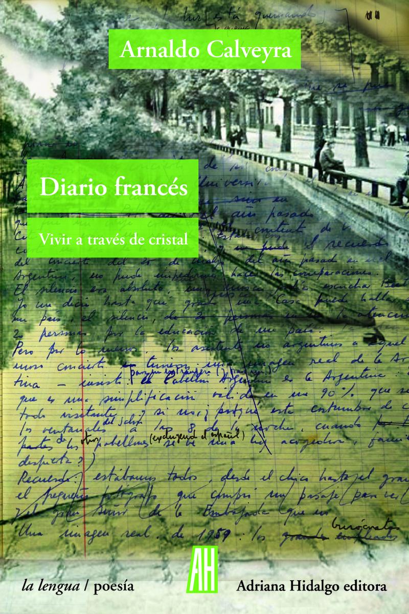 Diario francés: portada
